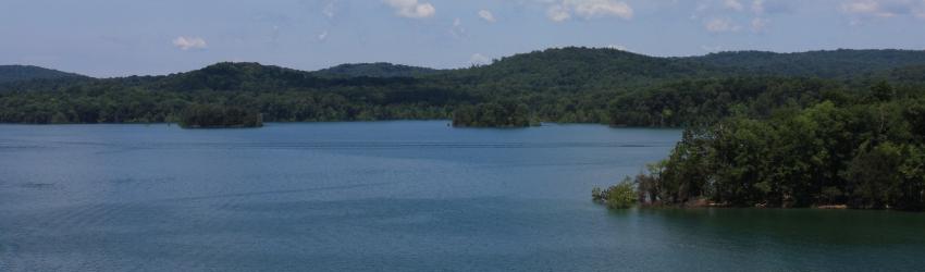 Nearby Areas Around Norris Lake
