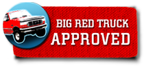 Big Red Truck Approved